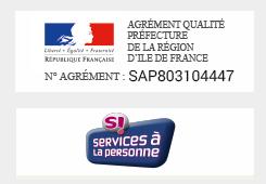 Agrément Qualité Préfecture de la Région Ile de France